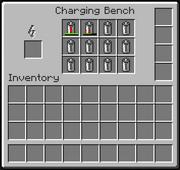 Charging Bench