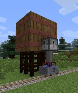 Rc water tank