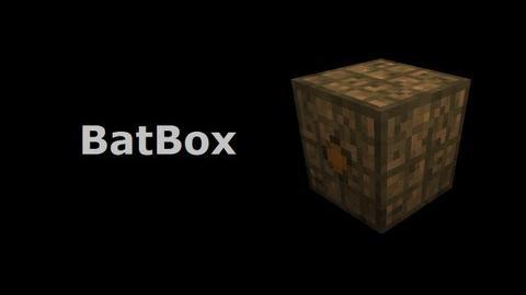 Batbox - Minecraft In Minutes