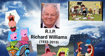 Rest in Peace Richard Williams 1933 2019