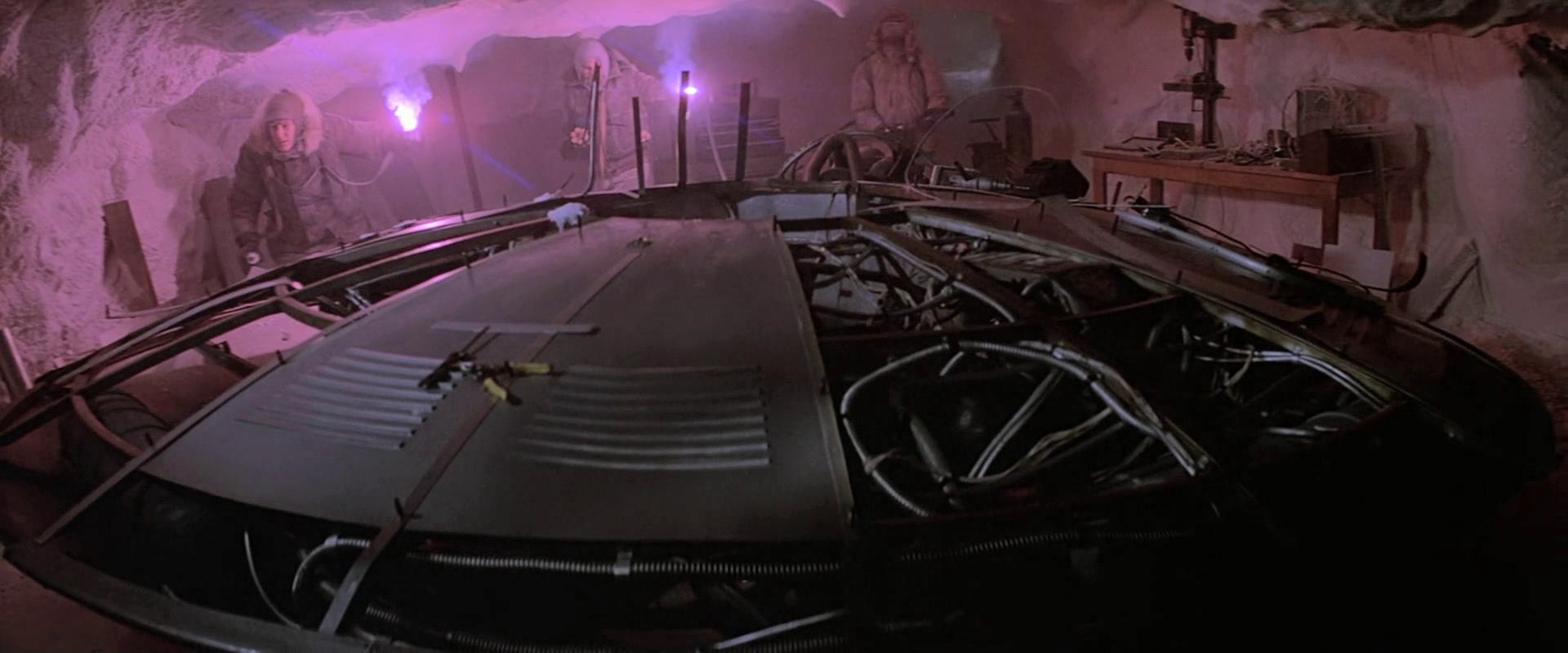 Blair's UFO | The Thing | FANDOM powered by Wikia