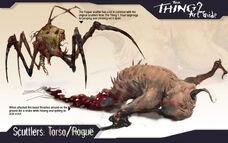 TT2 Scuttler Rogue-Torso Beast