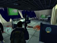 Military Airstrip ATC interior - The Thing (2002)