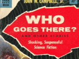 Who Goes There?
