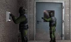 Black Ops Soldiers (1) - The Thing (2002)