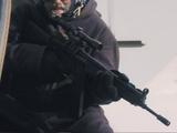 Heckler & Koch rifle