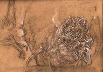 Centipede leg