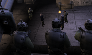 Black Ops Soldiers (2) - The Thing (2002)