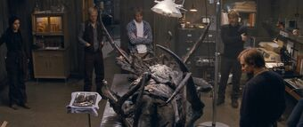 Autopsy on the original-thing - The Thing (2011)