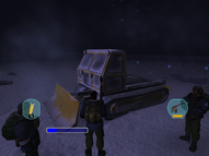 Bombardier Skidozer - The Thing (2002)