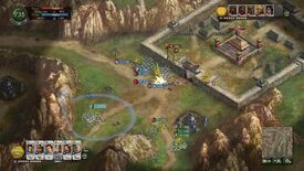 RTKXII screenshot - Realtime Battle