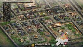 RTKXII screenshot - Big City Luoyang
