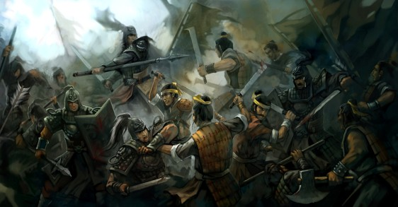 Image result for Yellow Turban rebellion