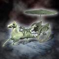 Bronze Cart - RTKXIII