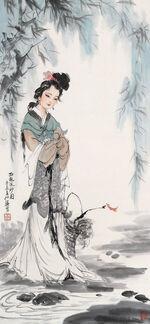 Xi Shi (4 Beauties)