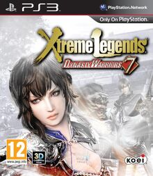 Dynasty Warriors 7 Xtreme Legends - PS3