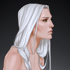 Portrait of Manon - ToD