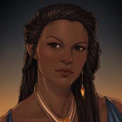 Portrait of Nehemia - ToD