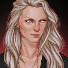 Portrait of Aelin - ToD