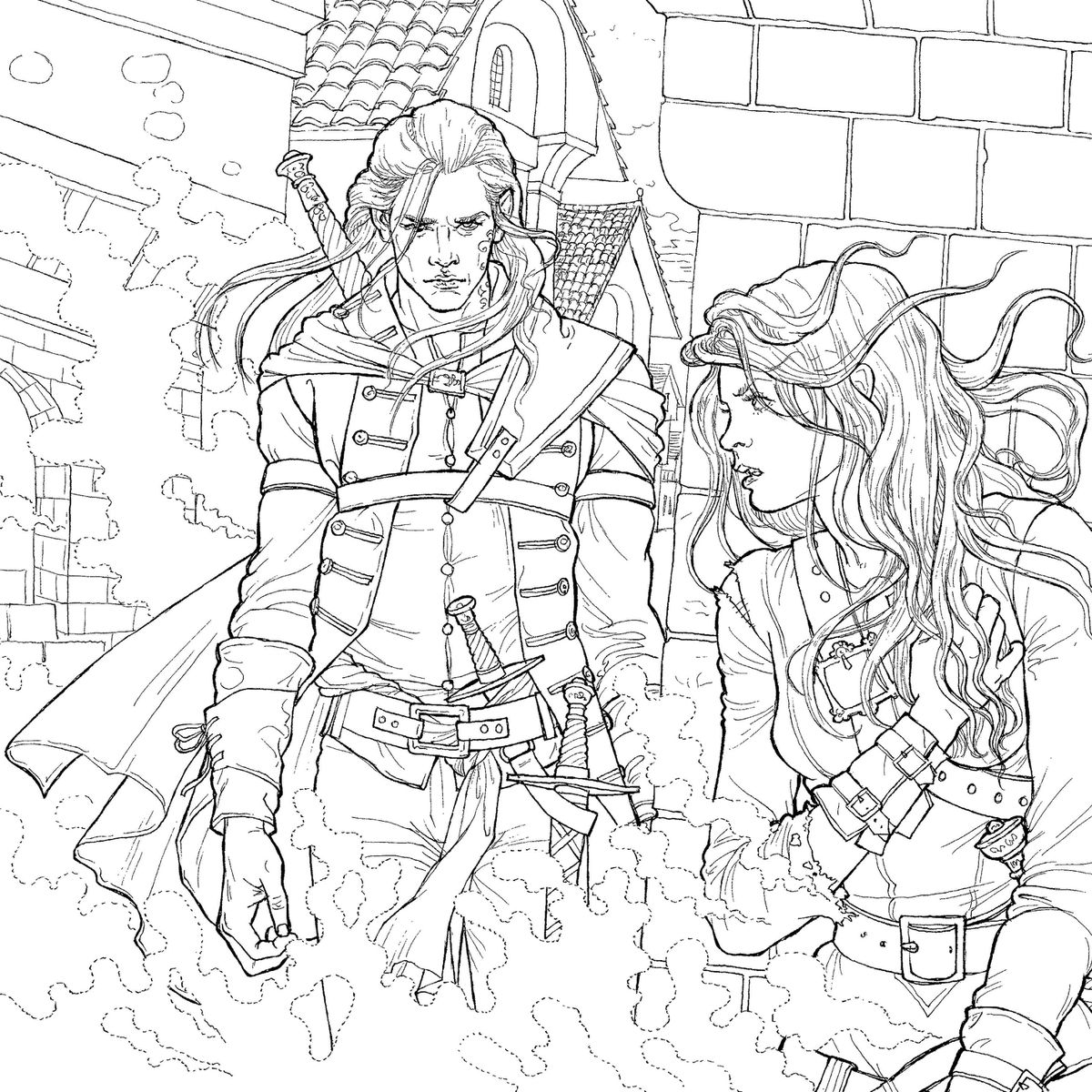 Throne of Glass Coloring Book | Throne of Glass Wiki | FANDOM ...