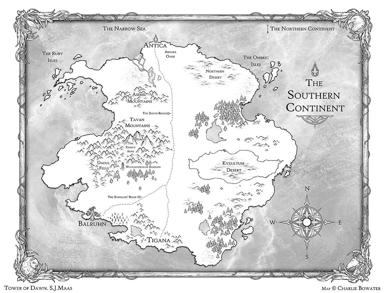 throne of glass world map Antica Throne Of Glass Wiki Fandom