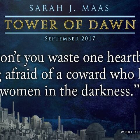 Tower Of Dawn Throne Of Glass Wiki Fandom Powered By Wikia