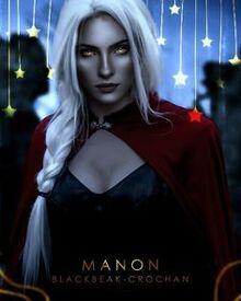 Manon Blackbeak Crochan