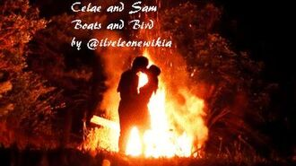 Celaena Sardothien and Sam Cortland
