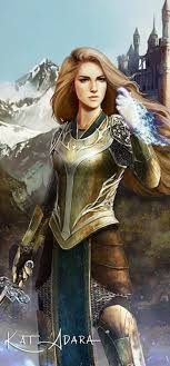 Aelin of the wildfire
