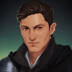 Portrait of Chaol - ToD