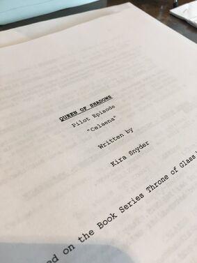 QoS TV Pilot Script