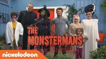 The Thundermans Monstermans Opening Theme Song Nick