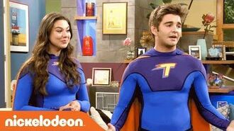BTS of Kira Kosarin & Jack Griffo's Final Days On Set 🎬 The Thundermans Nick