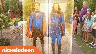 Jack Griffo & Kira Kosarin Share a SNEAK PEEK of the Last Thundermans Episode EVER 😭 Nick