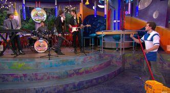 Max's Band at Splatburger