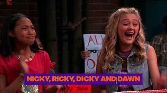"Sat, Jan 13th Night of Premieres w all new ""The Thundermans"" & ""Nicky, Ricky, Dicky & Dawn""! HD"