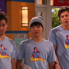 ThunderGirl Fan Club T-Shirts