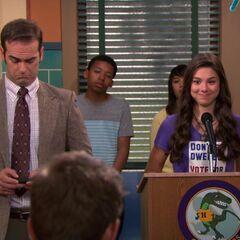 Phoebe's speech