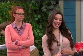 Phoebe and Sarah 2