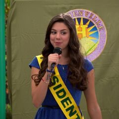 President Phoebe Thunderman