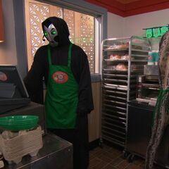 Dark Mayhem at Happy Fun Burger
