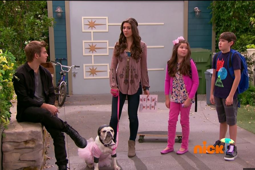 the thundermans dog day after school