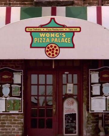Wongs Pizza Palace The Thundermans Wiki Fandom
