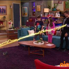 Phoebe turns Doggin human
