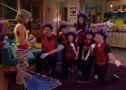 Thundermans Performing for Cherry