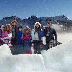 Thundermans Banished in Antarctica