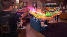 Max Takes Thundermans Powers