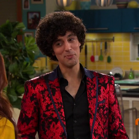 Amazing Nico in The Thundermans' house