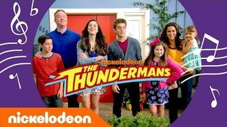 The Thundermans Theme Song 🌩️ Extended Version w NEW Lyrics MusicMonday