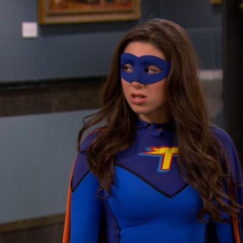 Phoebe Thunderman is ThunderGirl